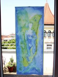 Shi'A'Drana, Fensterstoffbild